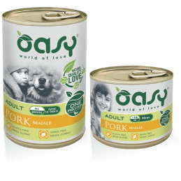 OASY One Protein Adult Mini Maiale 200 gr. -