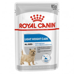 ROYAL CANIN Light Weight Care Loaf in Patè 85 gr. -