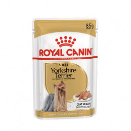 ROYAL CANIN Yorkshire Terrier Adult 85 gr. -