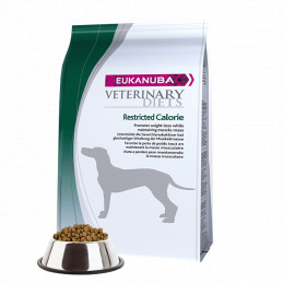 Eukanuba  Restricted Calorie per Cani 12 -
