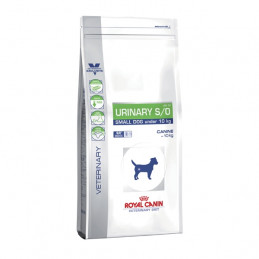 ROYAL CANIN Vet Cane Urinary s/o Small 4 kg. -