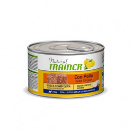 TRAINER Natural Adult Small & Toy con Pollo 150 gr. -