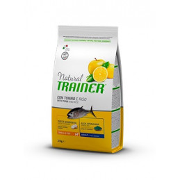 Trainer Natural Adult Mini con Tonno e Riso da 2 kg -