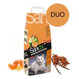 SANICAT Clumping Duo 10 lt. -