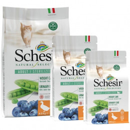 SCHESIR Natural Selection Adult Sterilized con Anatra 350 gr. -