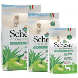 SCHESIR Natural Selection Adult Small & Toy con Agnello 490 gr. -