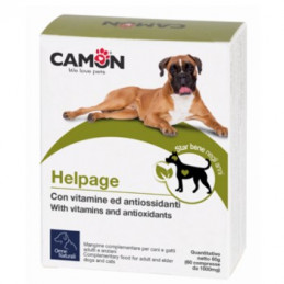Camon Orme Naturali Helpage 60 compresse -