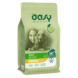 OASY Adult Medium con Pollo 3 kg. -