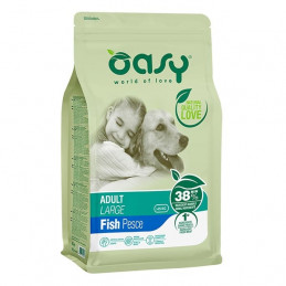 OASY Lifestage Adult con Pesce 3 kg. -
