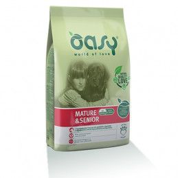 OASY Mature&Senior con Pollo 3 kg. -