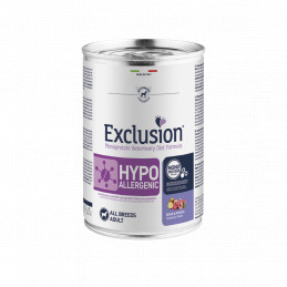 EXCLUSION Diet Hypoallergenic Cinghiale e Patate 200 gr. -