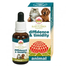 GREEN REMEDIES SPA Diffidence & Timidity 30 ml. -