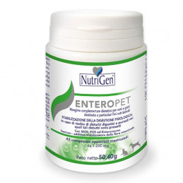 NUTRIGEN Enteropet (21 cpr. da 1200 mg.) -