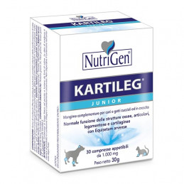 NUTRIGEN Kartileg Junior (30 cpr. da 1 gr.) -