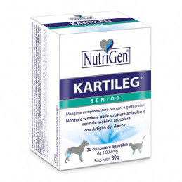NUTRIGEN Kartileg Senior (30 cpr. da 1 gr.) -
