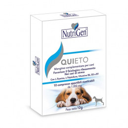 NUTRIGEN Quieto Cane (10 cpr. da 1 mg.) -