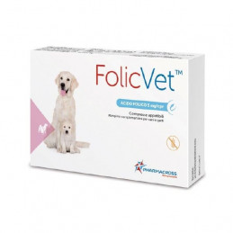PHARMACROSS Folicvet / 15 cpr. -