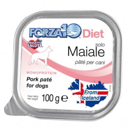 FORZA10 Solo Diet Maiale 100 gr. -