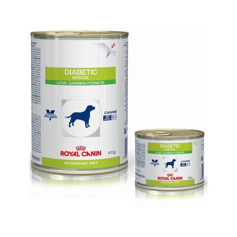 ROYAL CANIN Veterinary Diet Diabetic Special Low Carbohydrate 400 gr. -