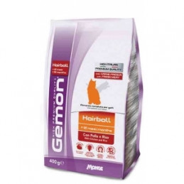 GEMON Gemon Cat Hairball con Pollo e Riso 400 gr. -