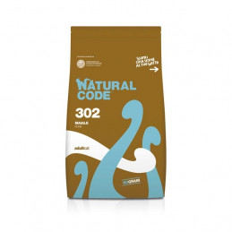 NATURAL CODE 302 Adult Maiale 300 gr. -