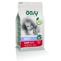 OASY Dry Adult Agnello 300 gr. -