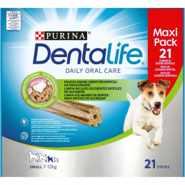 Purina Dentalife (mini) Maxi Pack 21 stick -