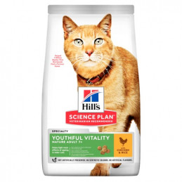 Hill's Gatto adult 7+ Youthful Vitality 1,5 kg -