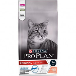PURINA Pro Plan Adult 7+ Ricco in Salmone 1,5 kg. -