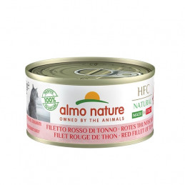 ALMO NATURE HFC Natural Made in Italy Filetto Rosso di Tonno 70 gr. -