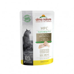 ALMO NATURE HFC Natural Plus Coscia di Pollo 55 gr. -