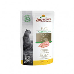 ALMO NATURE HFC Natural Plus Filetto di Pollo 55 gr. -