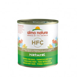 ALMO NATURE HFC Natural Tonno con Mais 280 gr. -