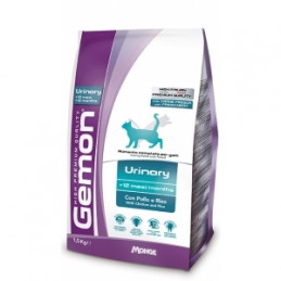 GEMON Gemon Cat Urinary con Pollo e Riso 400 gr. -