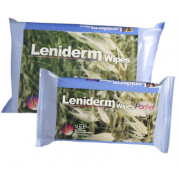 Icf leniderm wipes poket 40 strappi -