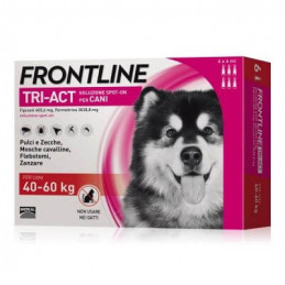 Frontline tri-act 6 pipette 6 ml 40-60 kg -