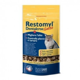 Innovet restomyl dentalcroc gatto 60 g -