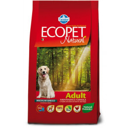 Ecopet Natural Adult Medium con Pollo 2,5  Kg. -