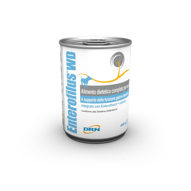 Drn enterofilus wet diet 400 gr -