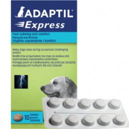Adaptil express 10 Compresse -