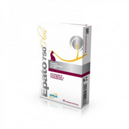 Drn epato plus gatti 750 mg 30 compresse -