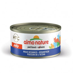 Almo Nature Gatto HFC Jelly Pesce Oceanico gr.70 X 6 lattine -