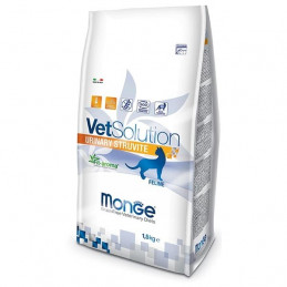MONGE VETSOLUTION GATTO URINARY STRUVITE KG 1,5 -
