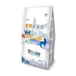 MONGE VETSOLUTION GATTO URINARY STRUVITE  400 gr. -