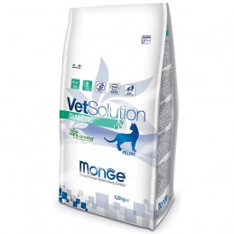MONGE VETSOLUTION GATTO DIABETIC  KG 1,5 -