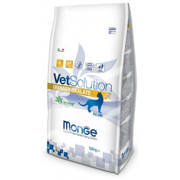 MONGE VETSOLUTION GATTO URINARY OXALATE  KG 1,5 -