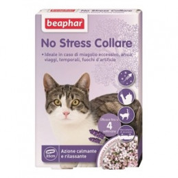 BEAPHAR NO STRESS COLLARE GATTO 35 cm. -