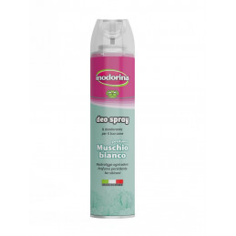 INODORINA DEO SPRAY MUSCHIO BIANCO  300 ml. -