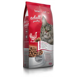Bewi Cat Adult Poultry 20 Kg -