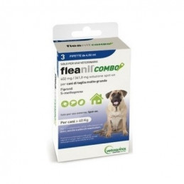 FLEANIL COMBO Spot-On CANI  40-60 KG 3 pipette -